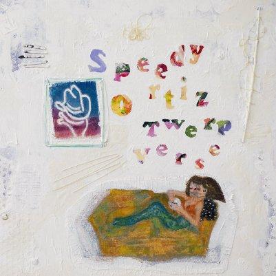 Cover art for Speedy Ortiz new album Twerp Verse