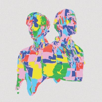Cover art for We Are Scientists new album Megaplex
