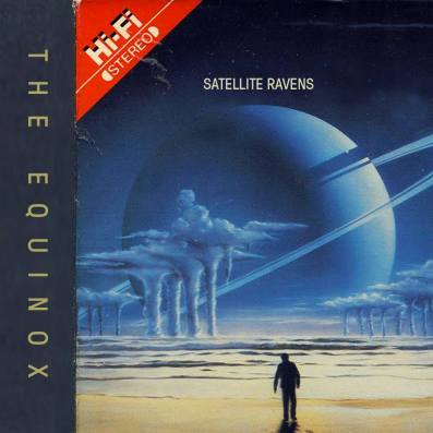 LA-based indie-rock act Satellite Ravens have released debut album 'The Equinox'